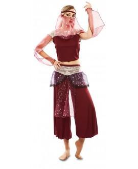 Disfraz de bailarina árabe