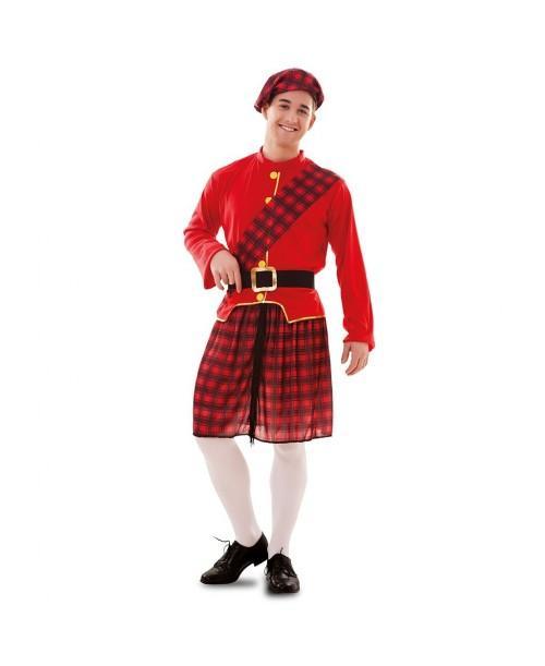 Disfraz de Escocés