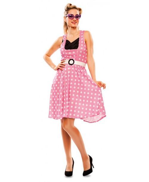 Disfraz de chica pin-up