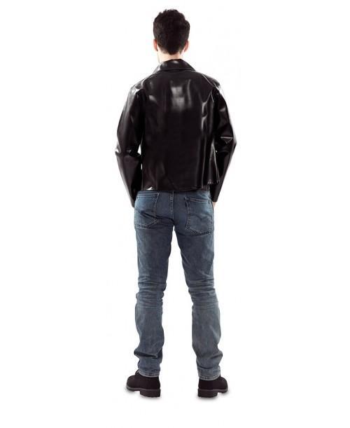 Disfraz de chaqueta polipiel