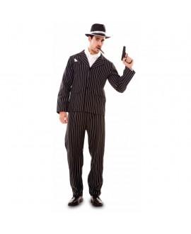 Disfraz de gángster