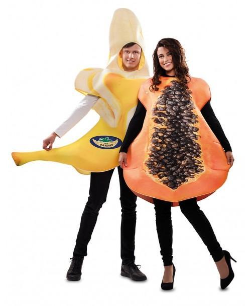 Disfraz de Papaya para adultos