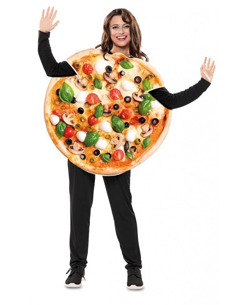 Disfraz De Pizza Adultos