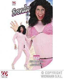 Disfraz de Brenda