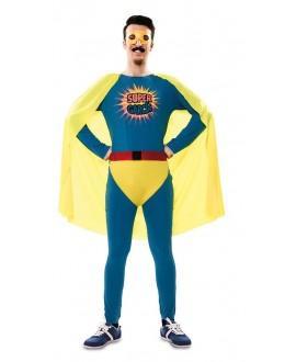 Disfraz de Super García