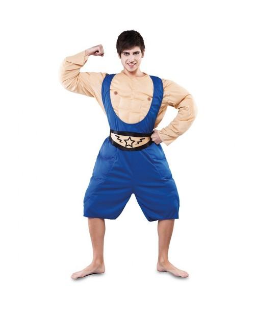 Disfraz de Hombre Musculoso