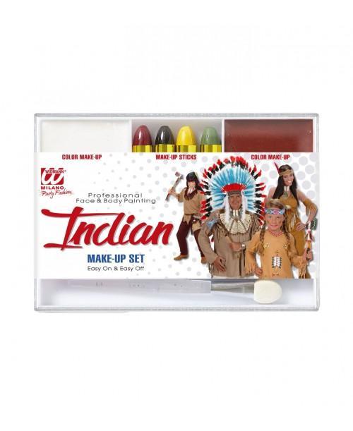 Set Maquillaje Indio