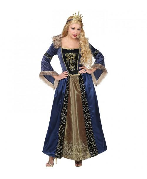 Disfraz de Reina Medieval