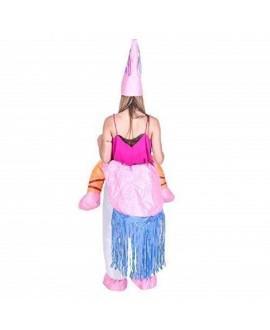 Disfraz de Unicornio Hinchable