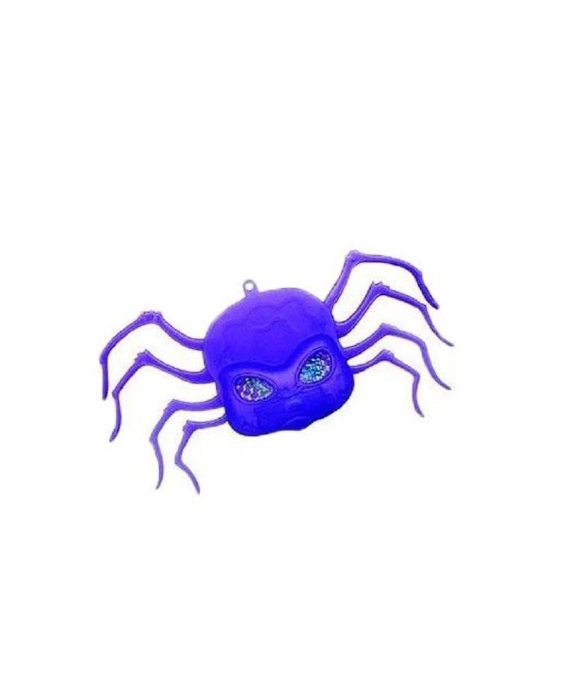 Araña Luminosa Morada