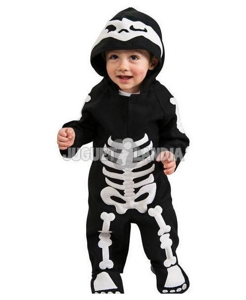 Disfraz de Skeleton Boy