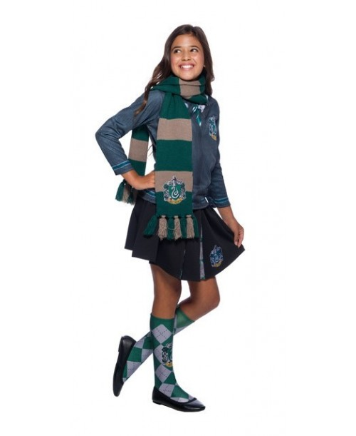 Bufanda Slytherin Deluxe Harry Potter