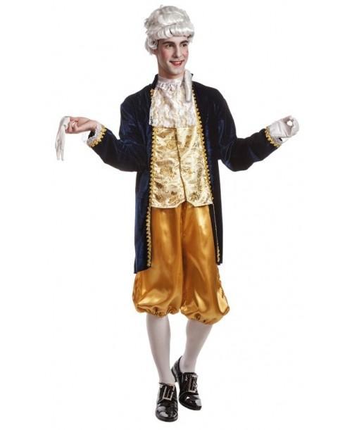 Disfraz de Luis XV