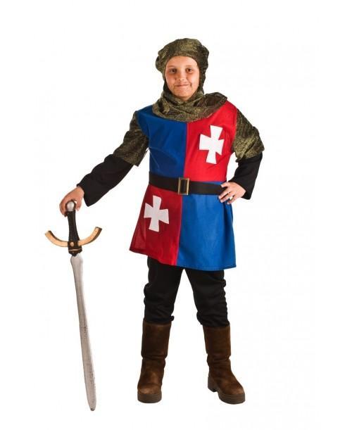 Disfraz de Medieval Azul