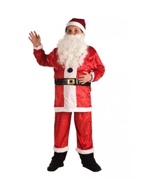 Disfraz Infantil de Papa Noel