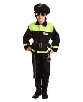 Disfraz de Policía