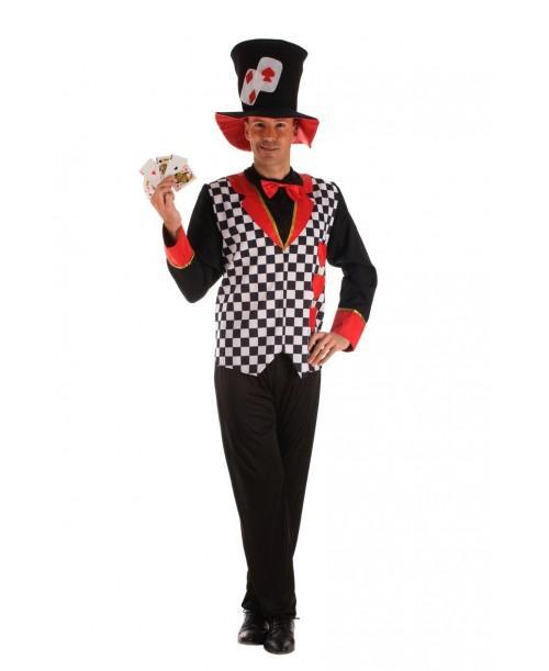 Disfraz de Corazones