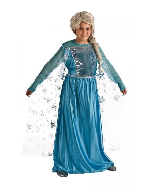 Disfraz de Princesa Hielo