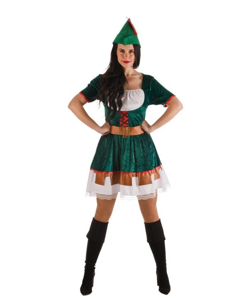 Disfraz de Robina Adulto