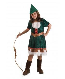 Disfraz de Robina Infantil