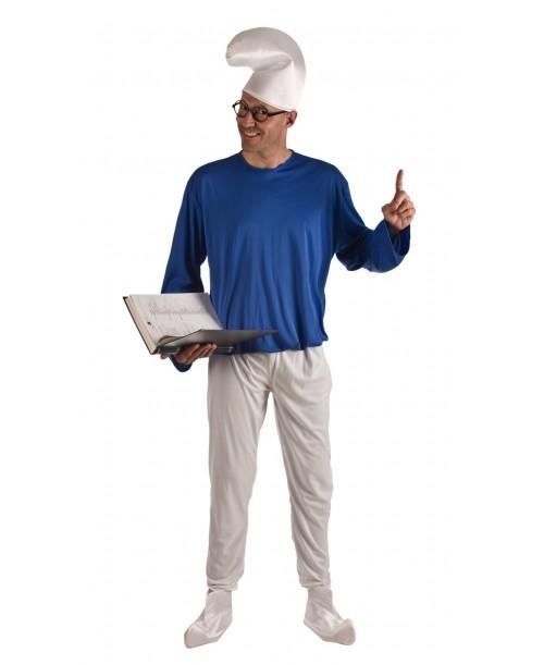 Disfraz de Enanito Azul