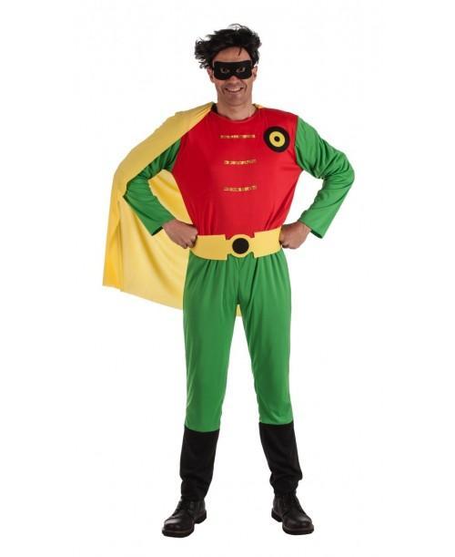 Disfraz de Super Robin Adulto