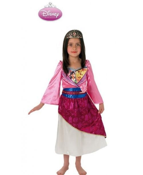 Disfraz de Mulan