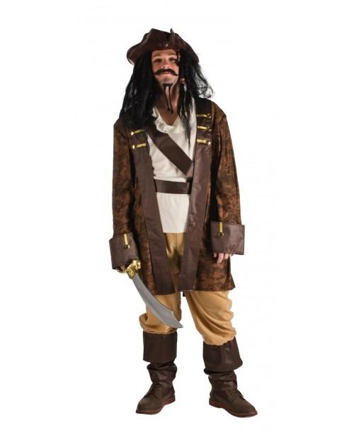 Disfraz de Pirata Lujo