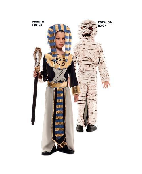 Disfraz Doble Fun Egipcio-Momia