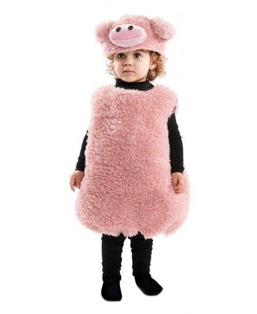 Disfraz de Cerdito Bebe