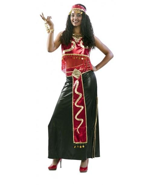 Disfraz de Encantadora de Serpientes