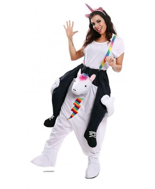 Disfraz de Unicornio a Hombros
