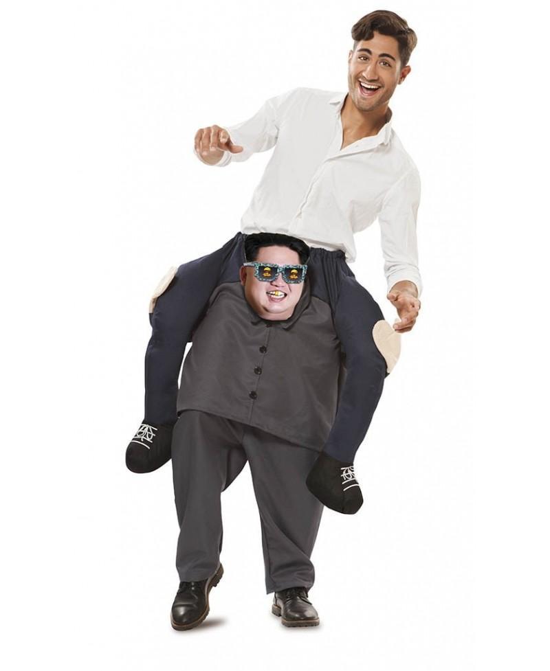 Disfraz a Hombros Coreano