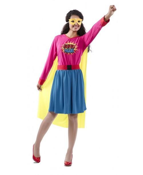 Disfraz de Super Mari