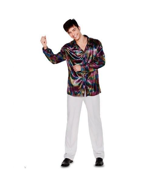 Camisa Disco colores