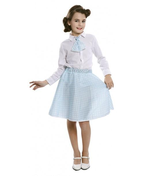 Falda Infantil Pin-UP