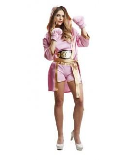 Disfraz de Boxeadora