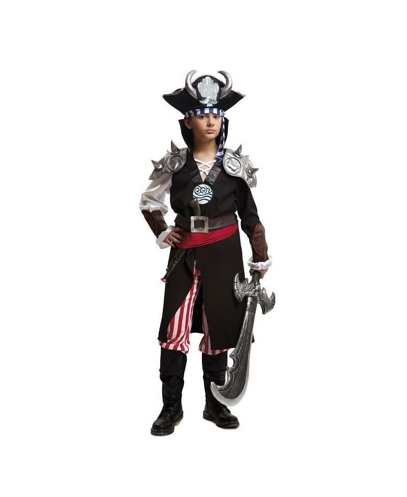 Disfraz de Pirata Jack Devil