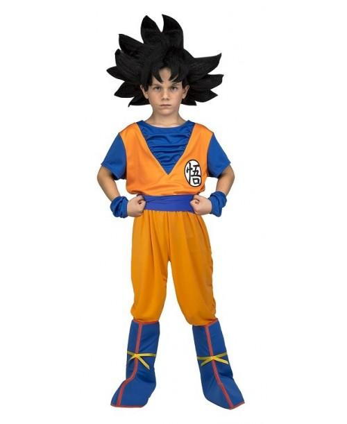 Disfraz de Son Goku de Dragon Ball
