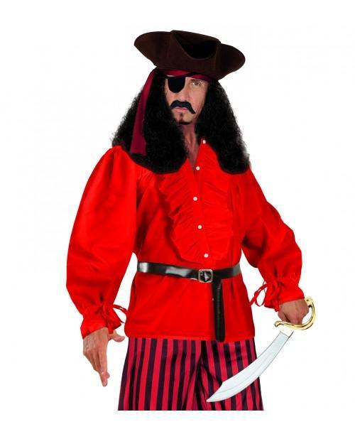 Set de 6 Bigotes de Pirata