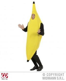 Disfraz de Plátano