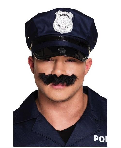 Bigote de Policia