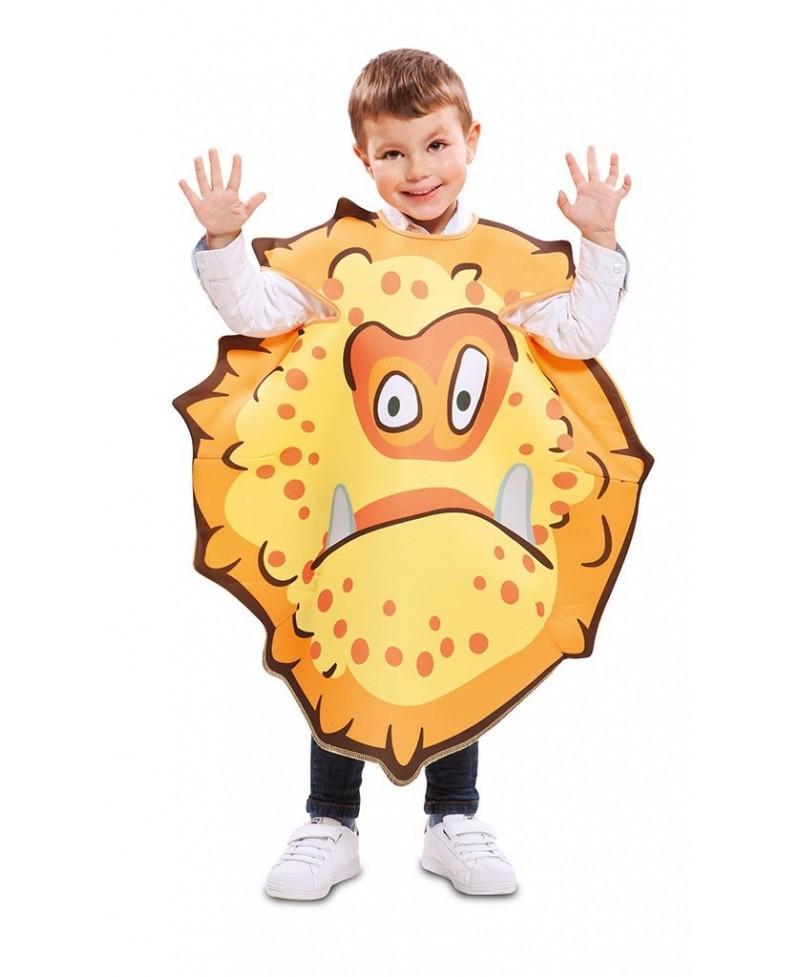 Disfraz de Bacteria