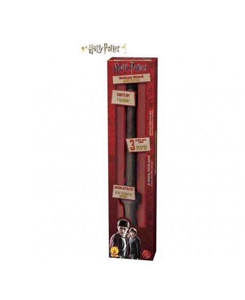 Varita Harry Potter con luz