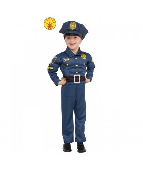 Disfraz de Super Poli Infantil