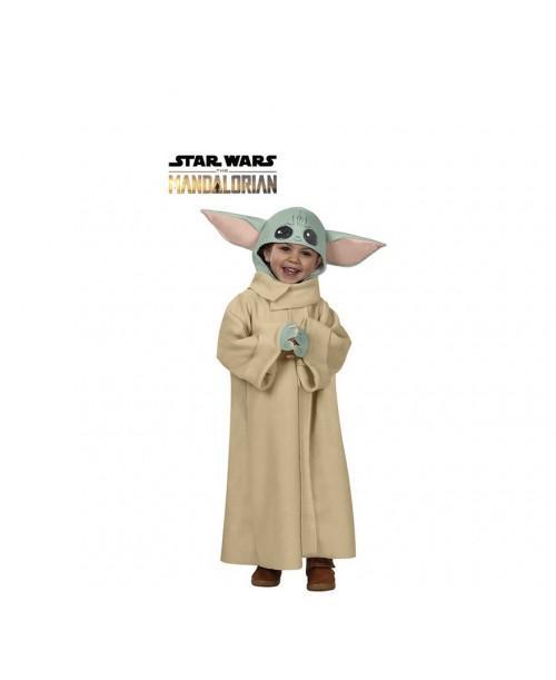 Disfraz de Baby Yoda Bebé