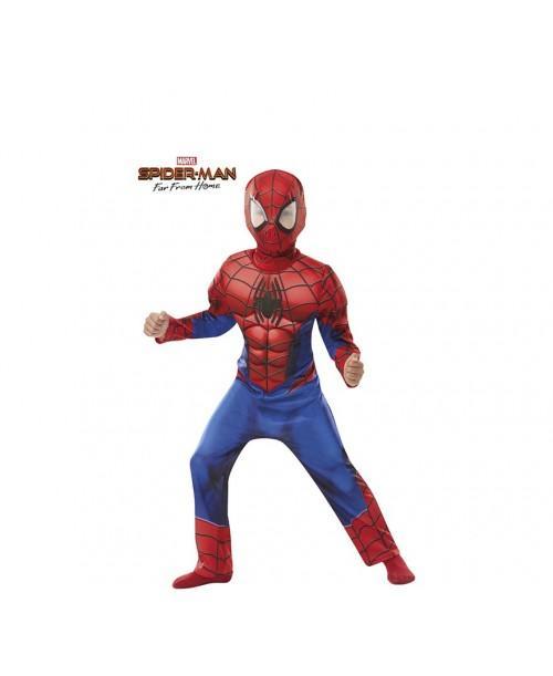 Disfraz Spiderman Deluxe Niño