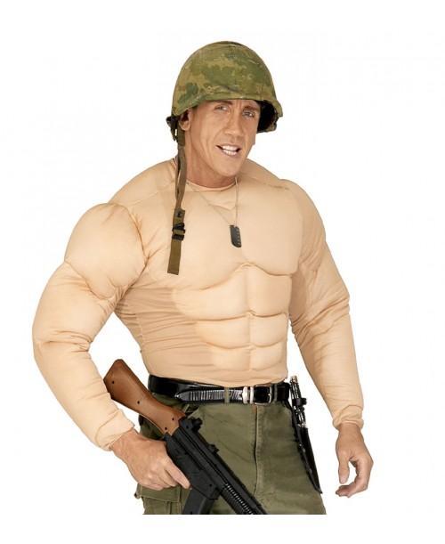 Camisa Super Músculos