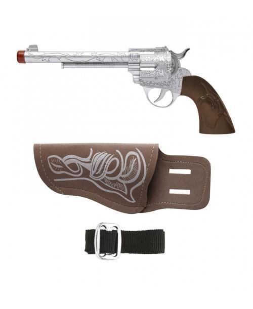 Pistola Vaquero con Funda
