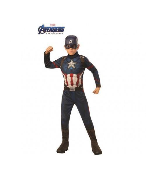 Disfraz de Capitán America Endgame Classic
